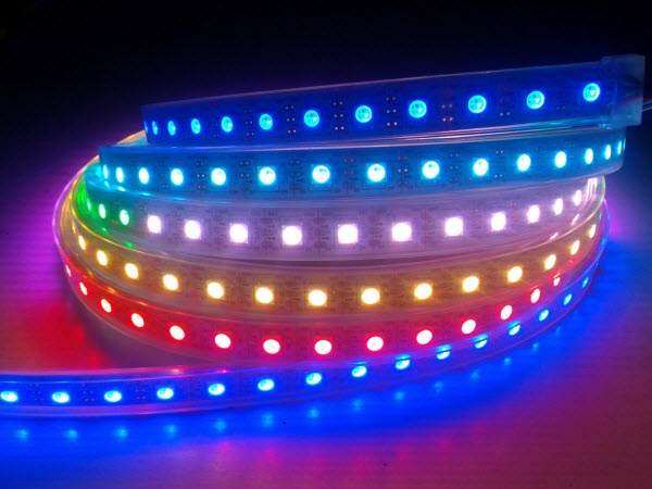 Digital Addressable Led Strip Wiring