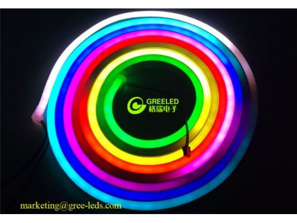 Neon led Tube Rope spec