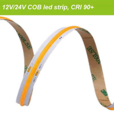12V_24V COB led tape