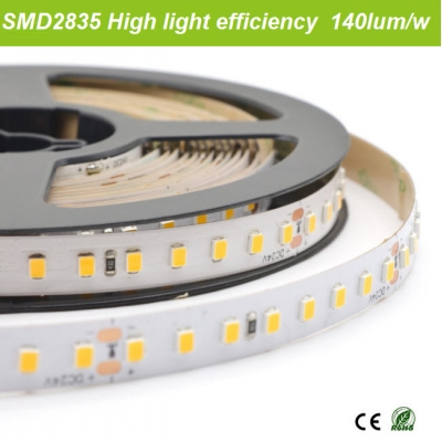 140lum/w SMD2835 strip