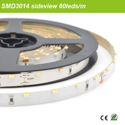 1m 60leds 12V 24V sideview led strip