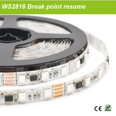 ws2818 Break point led strips