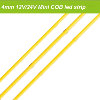 4mm Mini COB led strip light