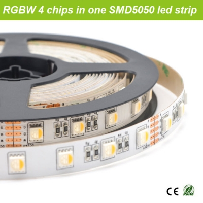 RGBW Four color in one SMD5050 Strip