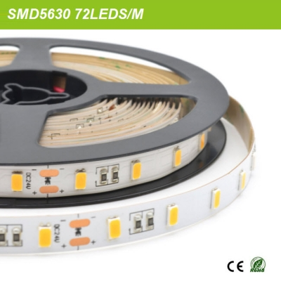 SMD5630 led strip 72leds/m