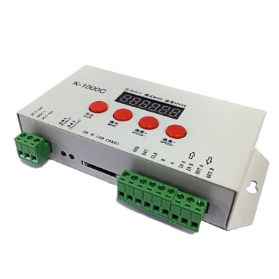 digital led strip controller
