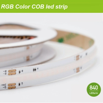 RGB COB led strip