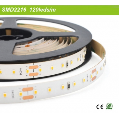 120leds SMD2216 led stripe