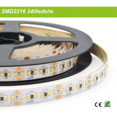1m 240leds led strip SMD2216