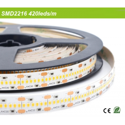420leds/m high density led strip