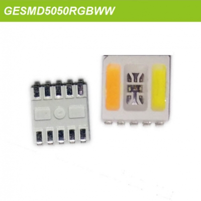 RGBWW 5 colors led