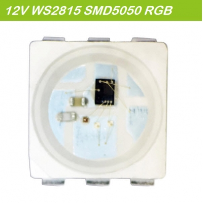 12V Individually addressable WS2815 led